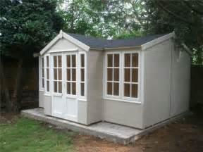 summer houses essex cuprinol and pale