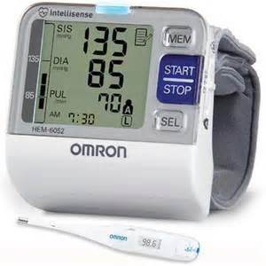 home pressure monitor omron bp652 7 series wrist pressure monitor with