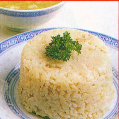 resep membuat nasi tim ayam resep nasi tim ayam eresep