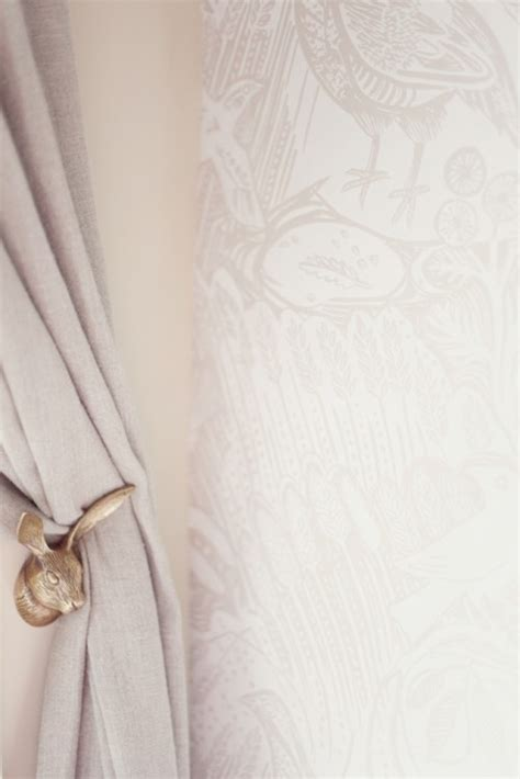 curtain drawbacks a little rustic a little romantic with a lot of southern