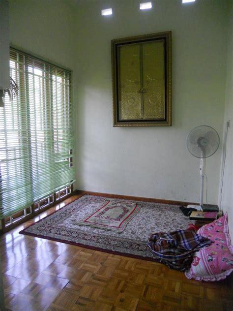 contoh desain mushola dalam rumah mushola gambar desain model rumah minimalis