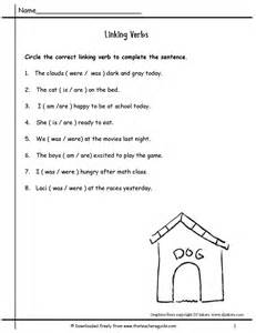 action verb worksheets for second grade verb worksheets