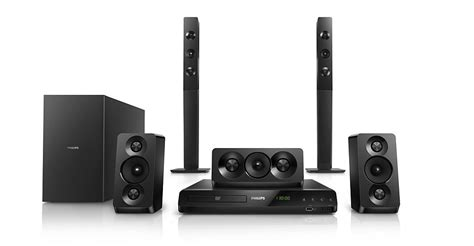 philips dvd home theater system 5 1 channel 1000w