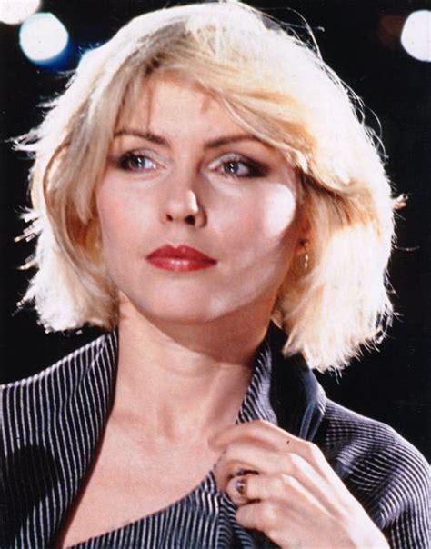 debbie harry singer deborah harry lead singer of blondie