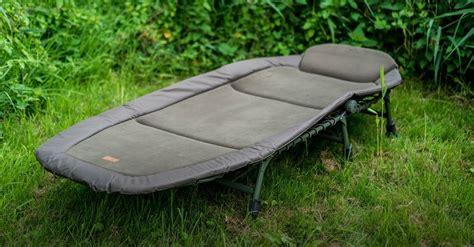 avid carp couch avid carp roadtrip bedchair articles carpology magazine