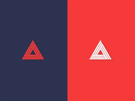 creative triangle logo designs ideas design trends
