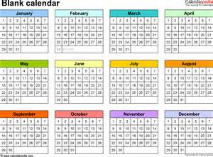 whole year calendar template word template for blank calendar landscape orientation 1