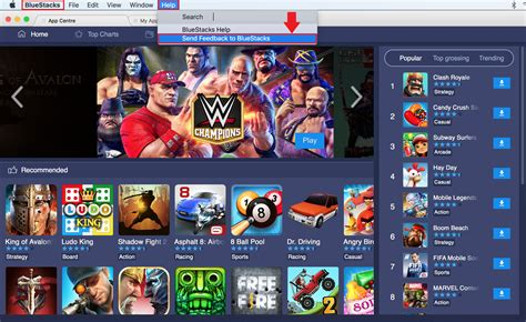 bluestacks mac os how can i report a problem on bluestacks for mac os