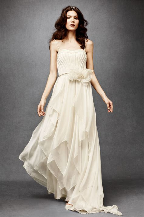 einfache brautkleider simple informal wedding dresses 2013 fashion trends