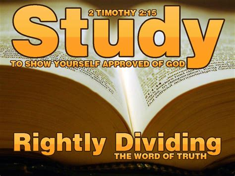 1 rightly dividing the bible volume one the basics and background of dispensationalism books study and rightly divide biblical proof