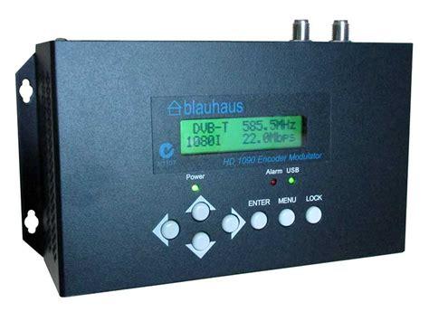 Modulator Tv Digital blauhaus hd1090 high definition hdmi digital modulator sciteq perth wa