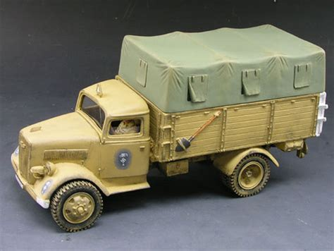 opel blitz cer king country toy soldiers