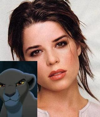 neve cbell behind the voice actors who s your favourite actor who dies the voices the lion