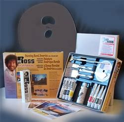 bob ross paint set for sale bob ross rural america paint set with extras canada ak