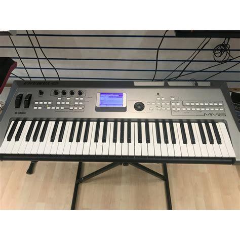 Keyboard Yamaha Synthesizer yamaha mm6 synthesizer used