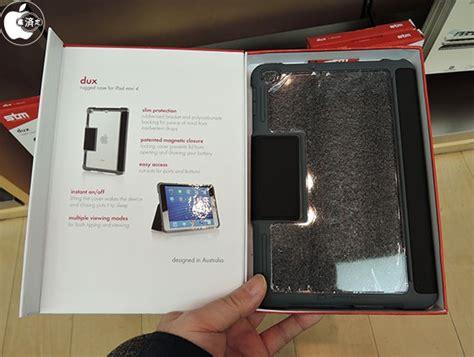 Stm Dux Mini 4 apple store stmの学校向け mini 4用耐衝撃ケース stm dux for