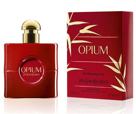 Ysl Yves Laurent Opium Eau Dorient For Edt 100ml opium fatal collector s edition 2015 yves
