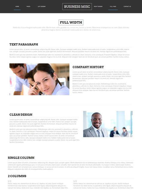 templates for finance website business finance site template business website