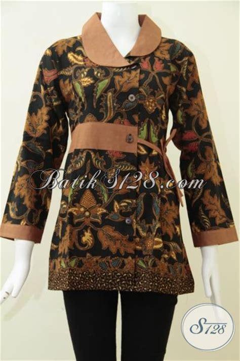Baju Wanita Paling agen busana batik wanita paling up to date di sedia blus batik klasik desain terbaru cocok