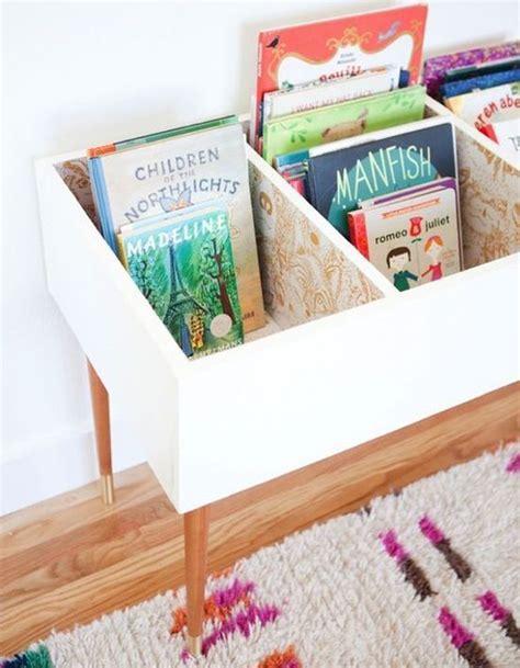 Range Livre Enfant rangement livres enfants nos id 233 es pour ranger des