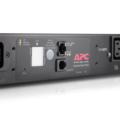 apc ap7954 aa8 switched rack pdu