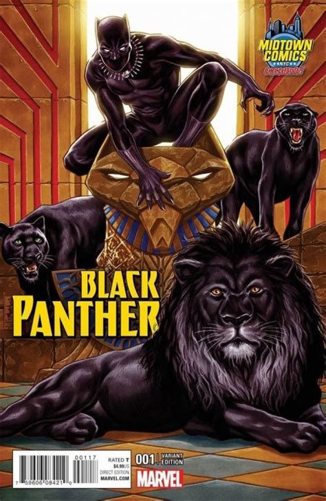 black panther the prince marvel black panther books black panther 1 marvel comics comicbookrealm
