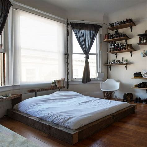 bedroom shelving ideas on the wall rustic floating shelves beautiful shelf at narrow room