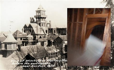 the secret house of the enigma of the winchester mystery house ancient origins