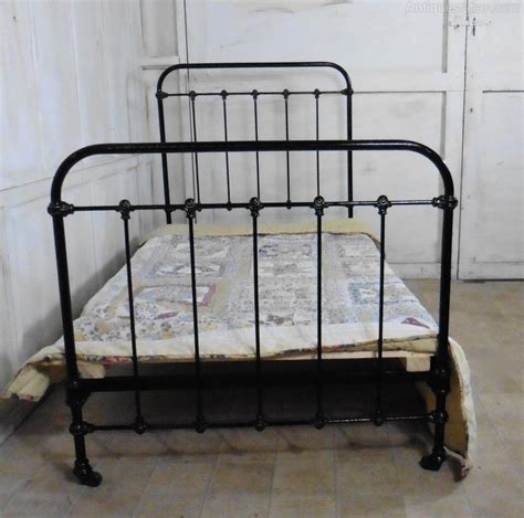 vintage iron bed victorian single iron bed antiques atlas