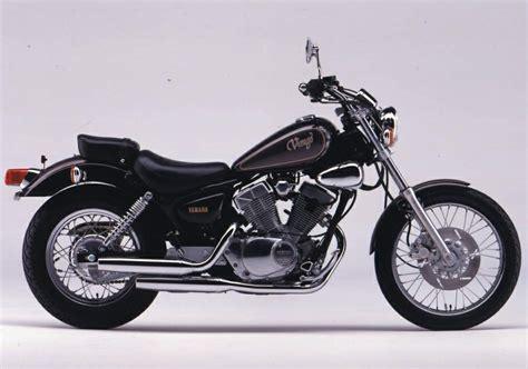 Suzuki Virago 250 Yamaha Xv250 Virago