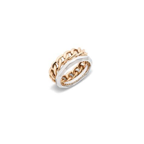 pomellato uomo anelli pomellato tra cui il bracciale argento
