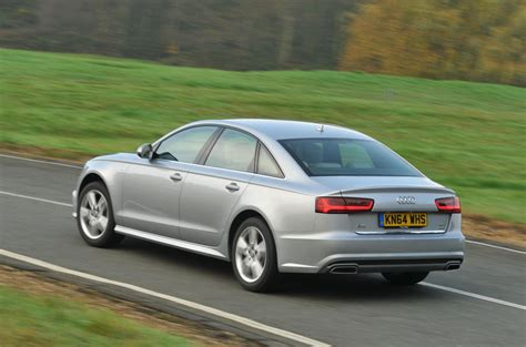 Review Of Audi A6 by Audi A6 Review 2017 Autocar