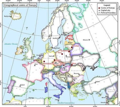 regionale europea on line where is eastern europe and what countries are in it the