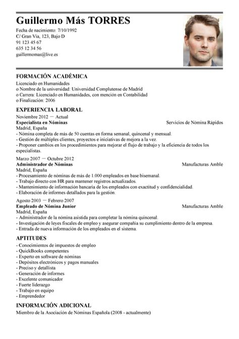 Modelo Curriculum Vitae Actualizado Modelo De Curriculum Vitae Actualizado Newhairstylesformen2014