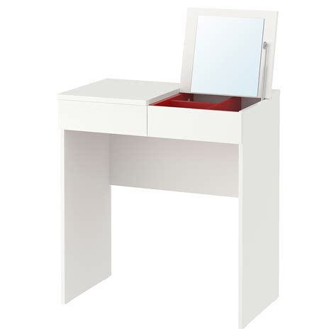 brimnes dressing table white brimnes dressing table white 70 x 42 cm ikea