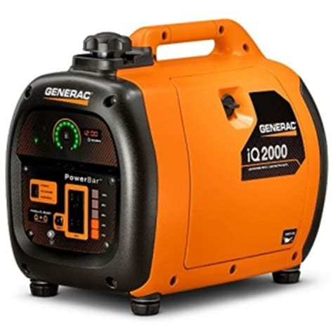 generators what is the quietest portable generator