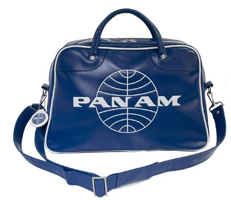 Pan Am Bags Or Not by Pan Am Originals Luggage Travel Bag With Pan Am