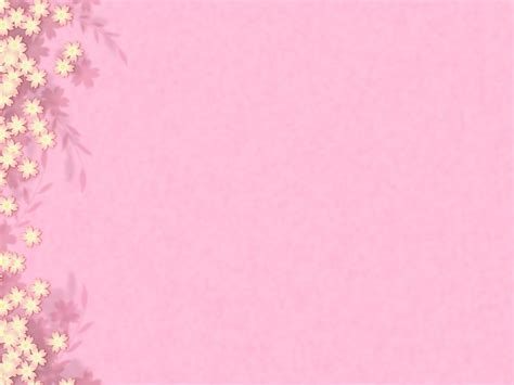 ppt flower background powerpointhintergrund