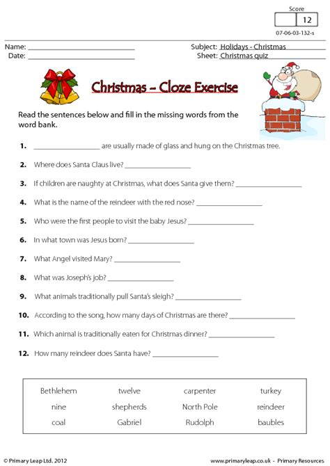 printable holiday quizzes christmas quiz printable