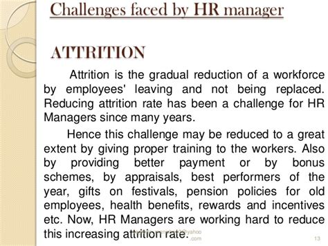 challenges faced by hr managers suggestions for improvements for the challenges faced by hrm