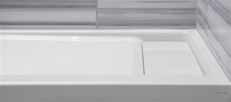 Kohler Bellwether Shower Base by Shower Bases Showers Shower Bases Showering