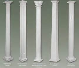 Colonial Vs Craftsman Colonial Pillars Pvc Craftsman Column Wraps Ferrell