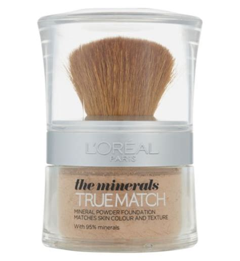 Loreal True Match Powder Foundation loreal truematch powder foundation gemma 166