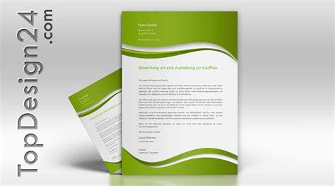 Bewerbungsvorlage Einstieg bewerbung deckblatt vorlagen topdesign24 immer neu