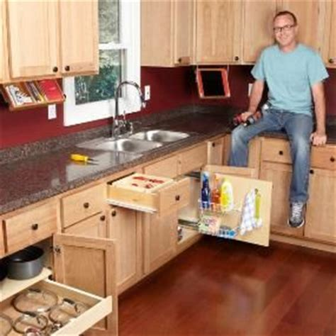 kitchen cabinets build yourself 10 kitchen cabinet drawer organizers you can build yourself do it yourself home