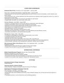enterprise rent a car resume examples resume format 2017