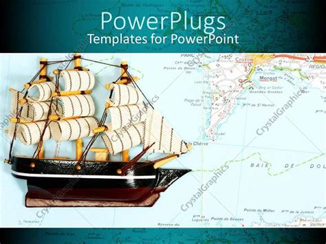 powerpoint themes ships powerpoint template large sailing ship with multiple