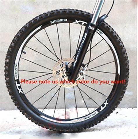 Mountainbike Aufkleber by Mtb Rim Aufkleber Kaufen Billigmtb Rim Aufkleber Partien