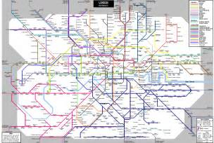 and rail maps