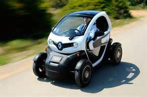 Electric Cars Uk Reviews Renault Twizy Electric Car Review Evo